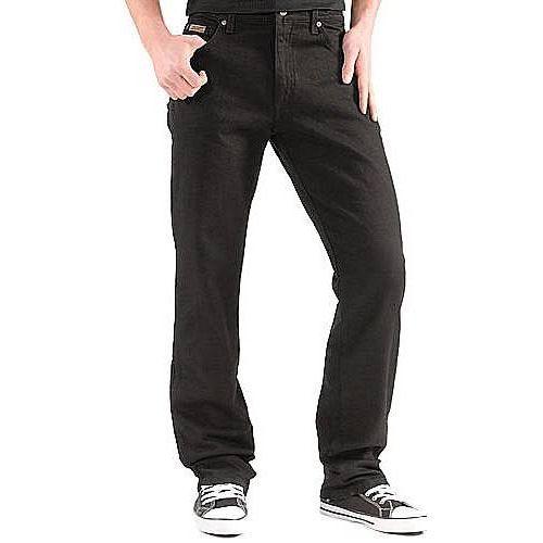 Wrangler jeans pánské Texas Black Overdye W12109004 44-32