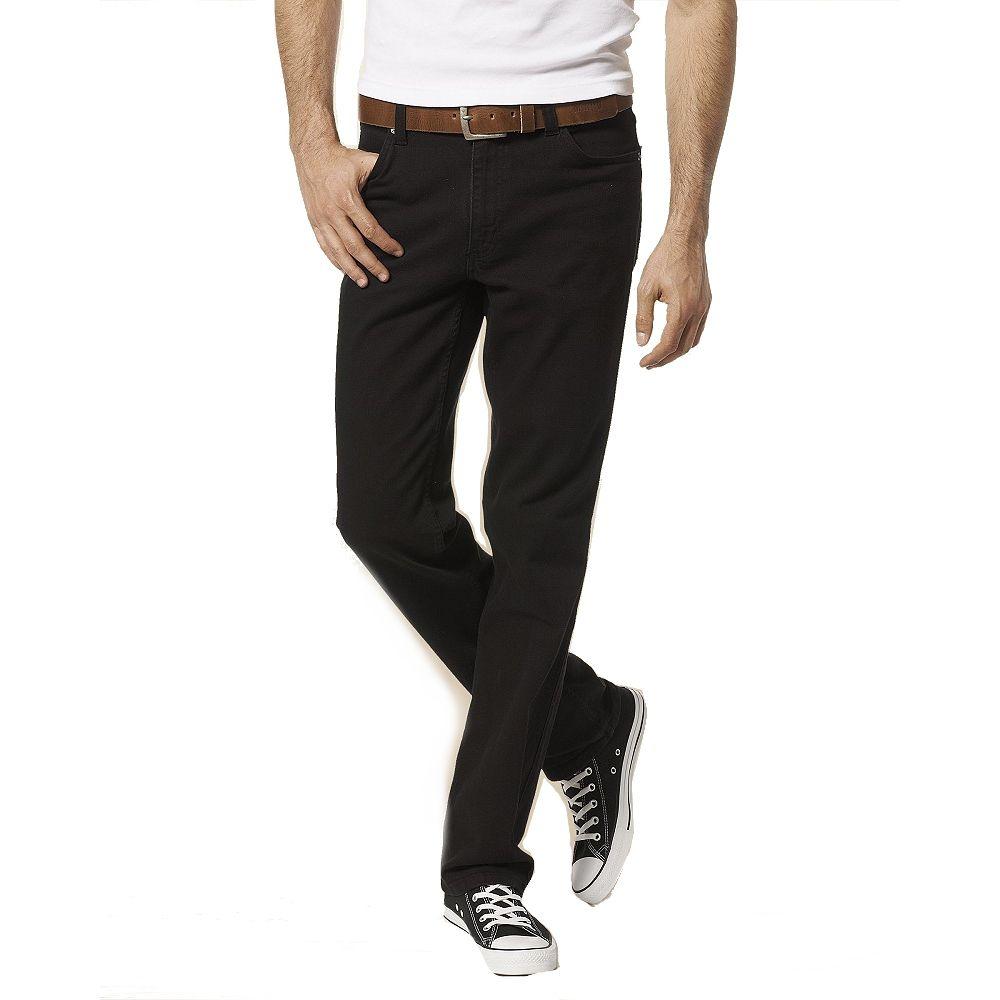 Mustang jeans pánské Tramper Midnight Black 111-3175-490 34-32