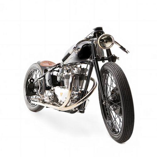 Motocykl Johnnyo Strablera