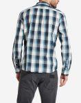 Pánská košile Wrangler LS 1PKT SHIRT NAVY W57604M35
