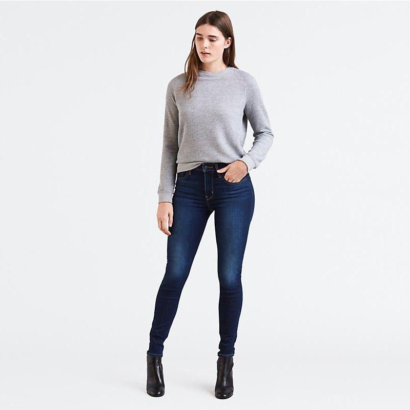 Dámské džíny Skinny 4d657537c1