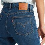 Dámské kalhoty Levi's® 501® CROP CHARLESTON VISION 3620000950