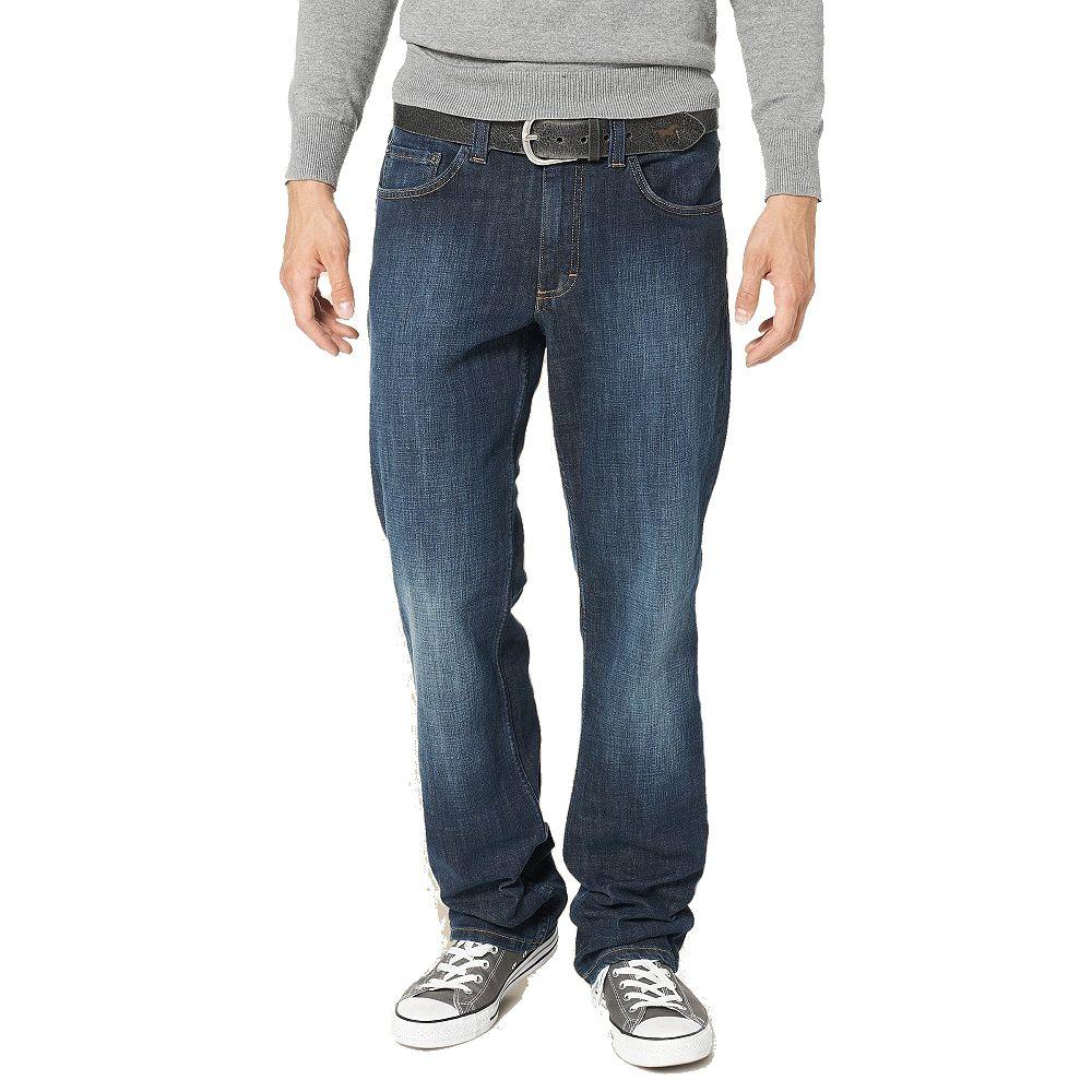 100d85631d5d Pánské džíny Loose